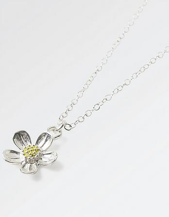 Daisy Short Chain Necklace