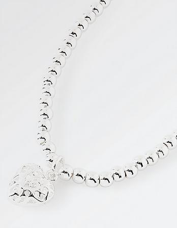 Filigree Heart Bracelet