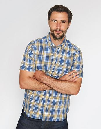 Wickham Check Shirt