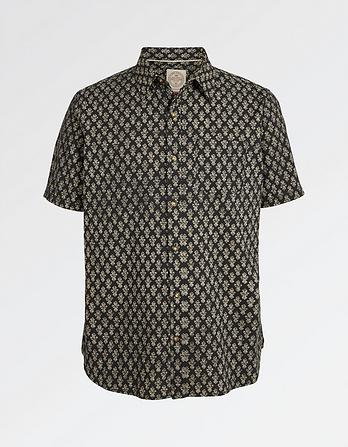 Sidmouth Print Shirt