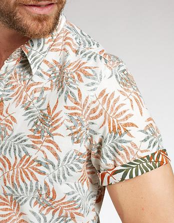 Hartland Print Shirt