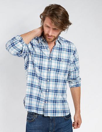 Torcross Check Shirt