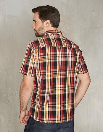 Braunton Check Shirt