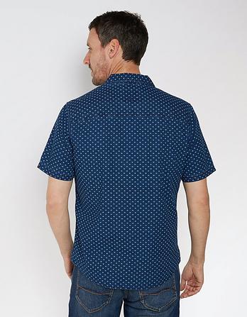Monkleigh Print Shirt