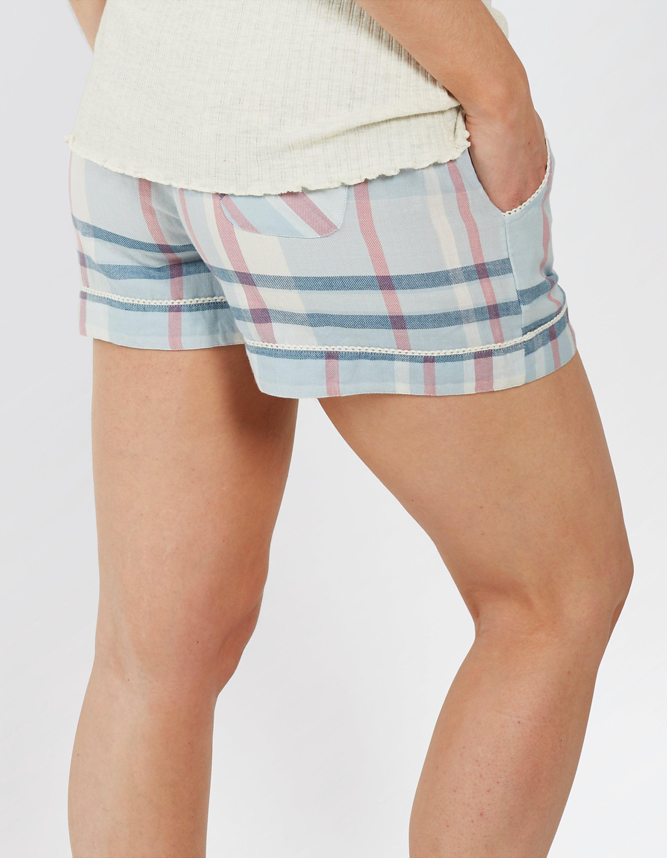 Classic Check Pyjama Shorts
