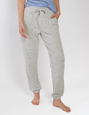 Weston Soft Stripe Joggers