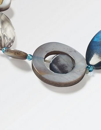 Multi Shaped Beaded Bracelet