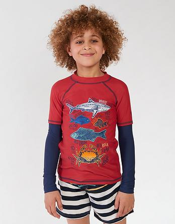 Deep Sea Rash Vest