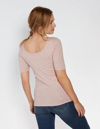 Caroline Ballet Back T-Shirt