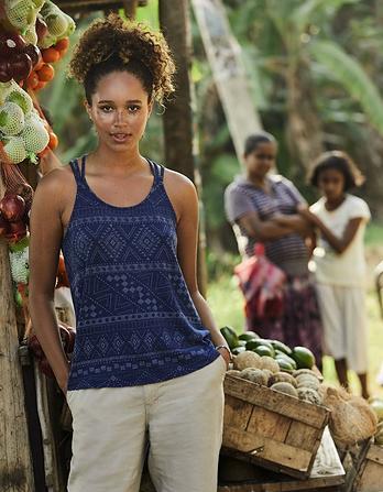 Amalia Tribal Batik Cami