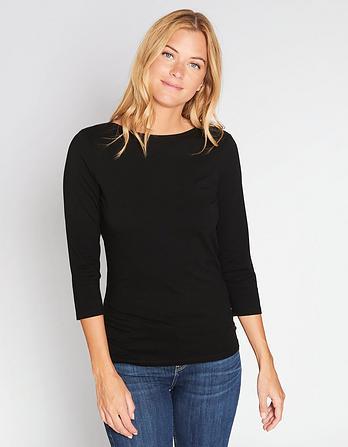 Natasha 3/4 Sleeve T-Shirt