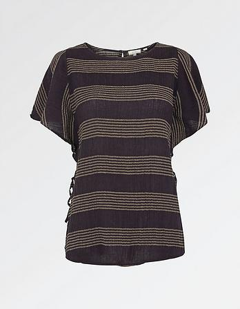 Lauren Stripe Top