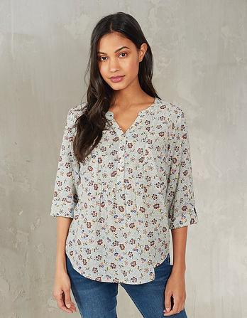 Poppy Trailing Floral Popover