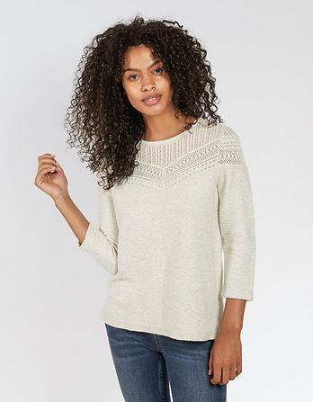 Amberley Crew Neck Sweatshirt