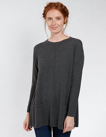 Suzie Swing Longline Sweater