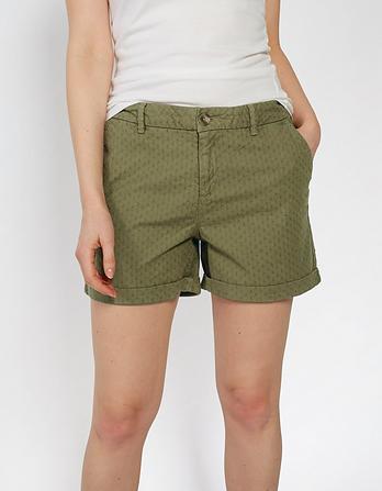 Dobby Padstow Chino Shorts