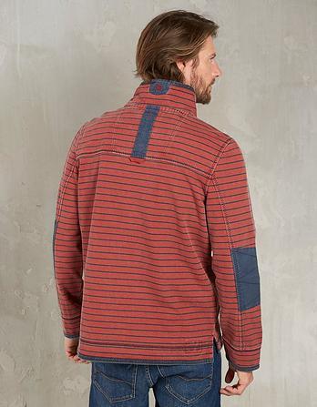 Airlie Pencil Stripe Sweatshirt