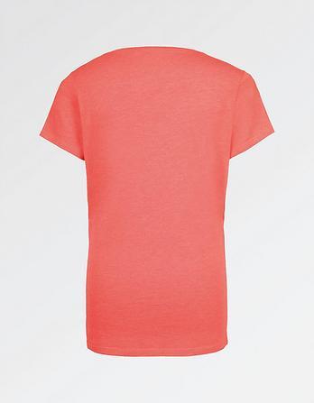 Hannah V Neck T-Shirt