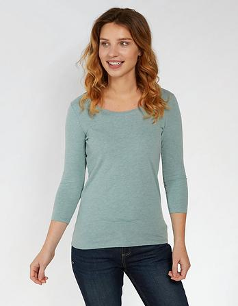 Laura 3/4 Sleeve T-Shirt