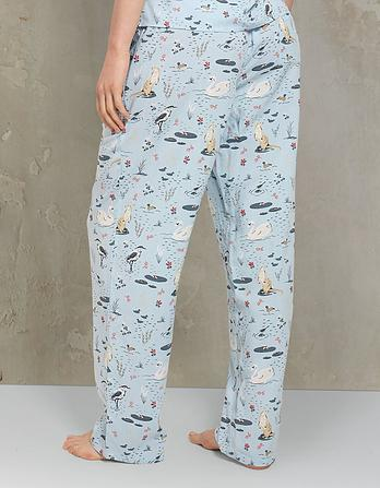 River Bank Woven Lounge Pants