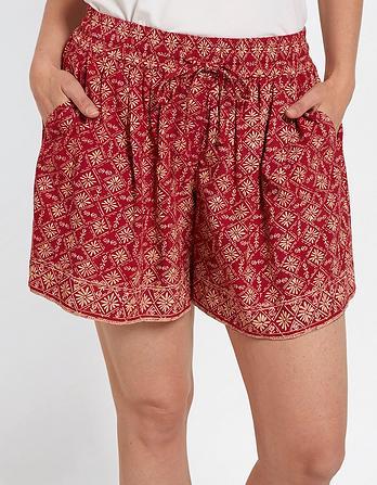 Daisy Diamond Flippy Shorts