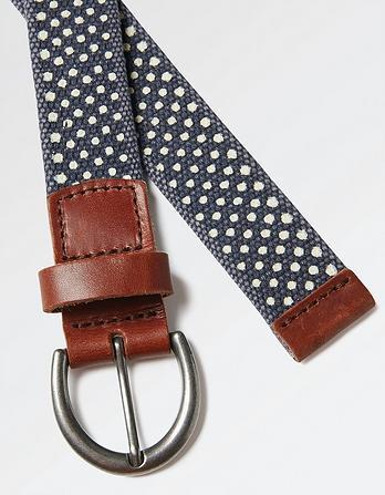 Pippa Polka Dot Belt