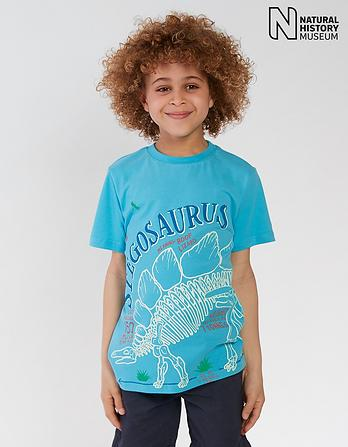 Natural History Museum Stegosaurus T-Shirt
