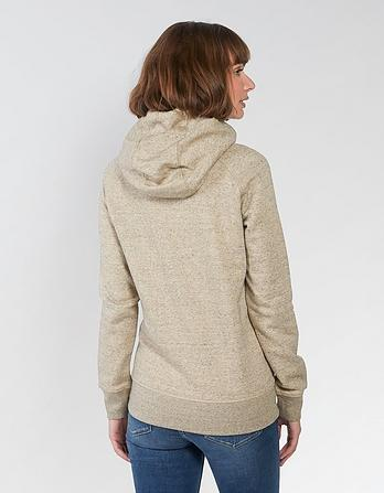 Wittering Surf Women's Low Tide Script Hoody