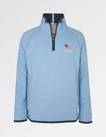 Edgartown Pocket Airlie Sweatshirt