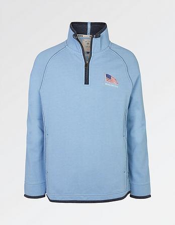 Burlington Pocket Airlie Sweatshirt