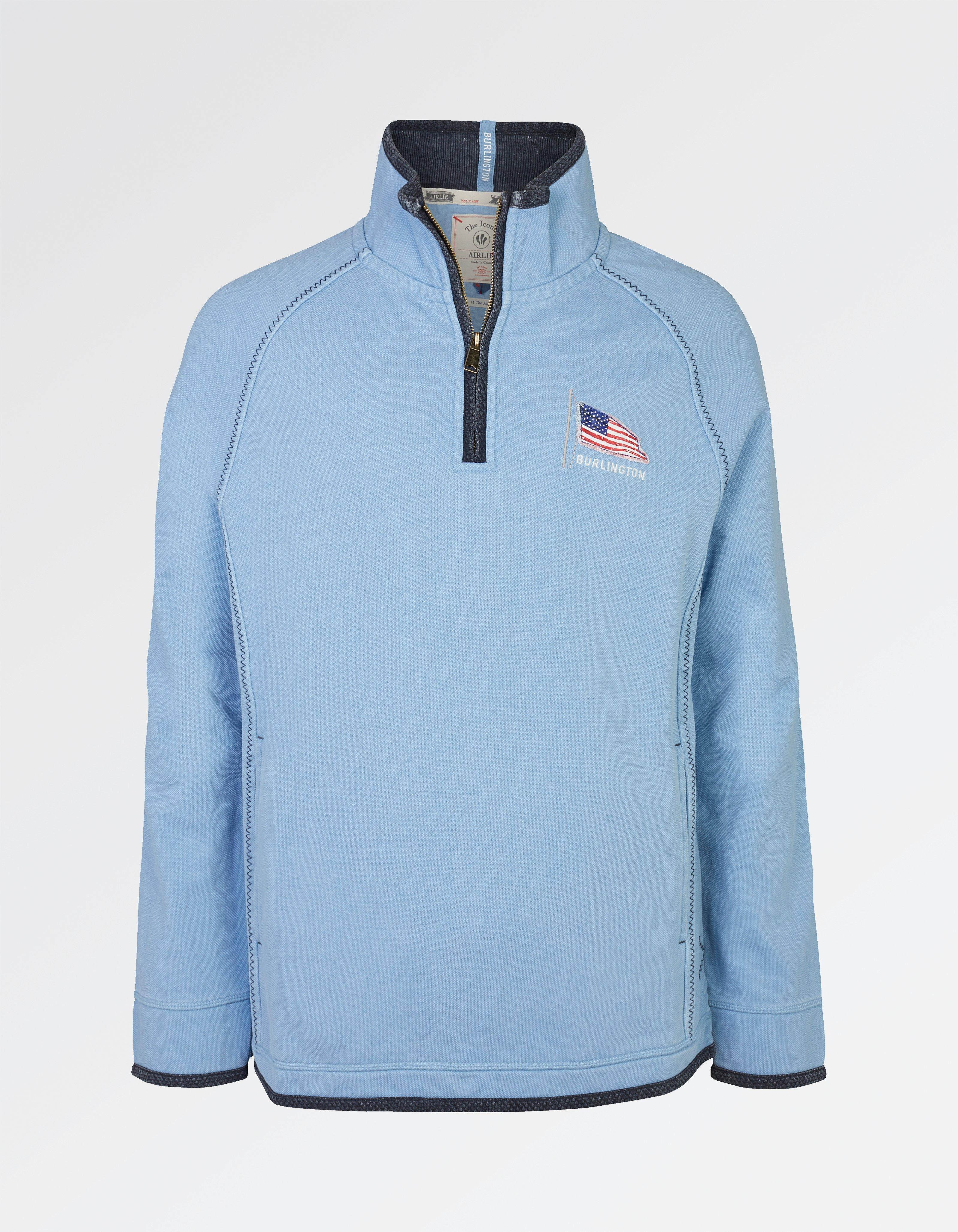 Burlington Pocket Airlie Sweatshirt