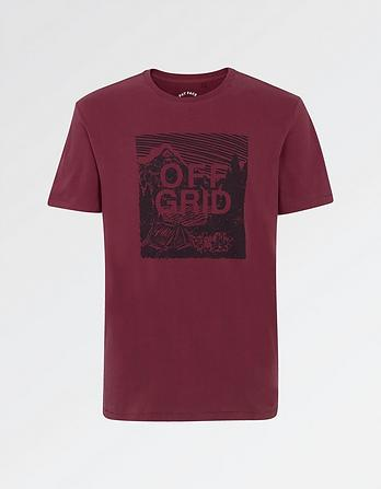 Off Grid Graphic T-Shirt