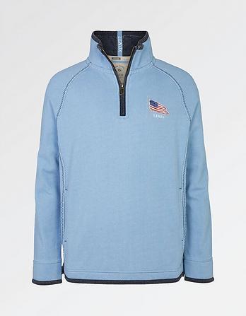 Lenox Pocket Airlie Sweatshirt
