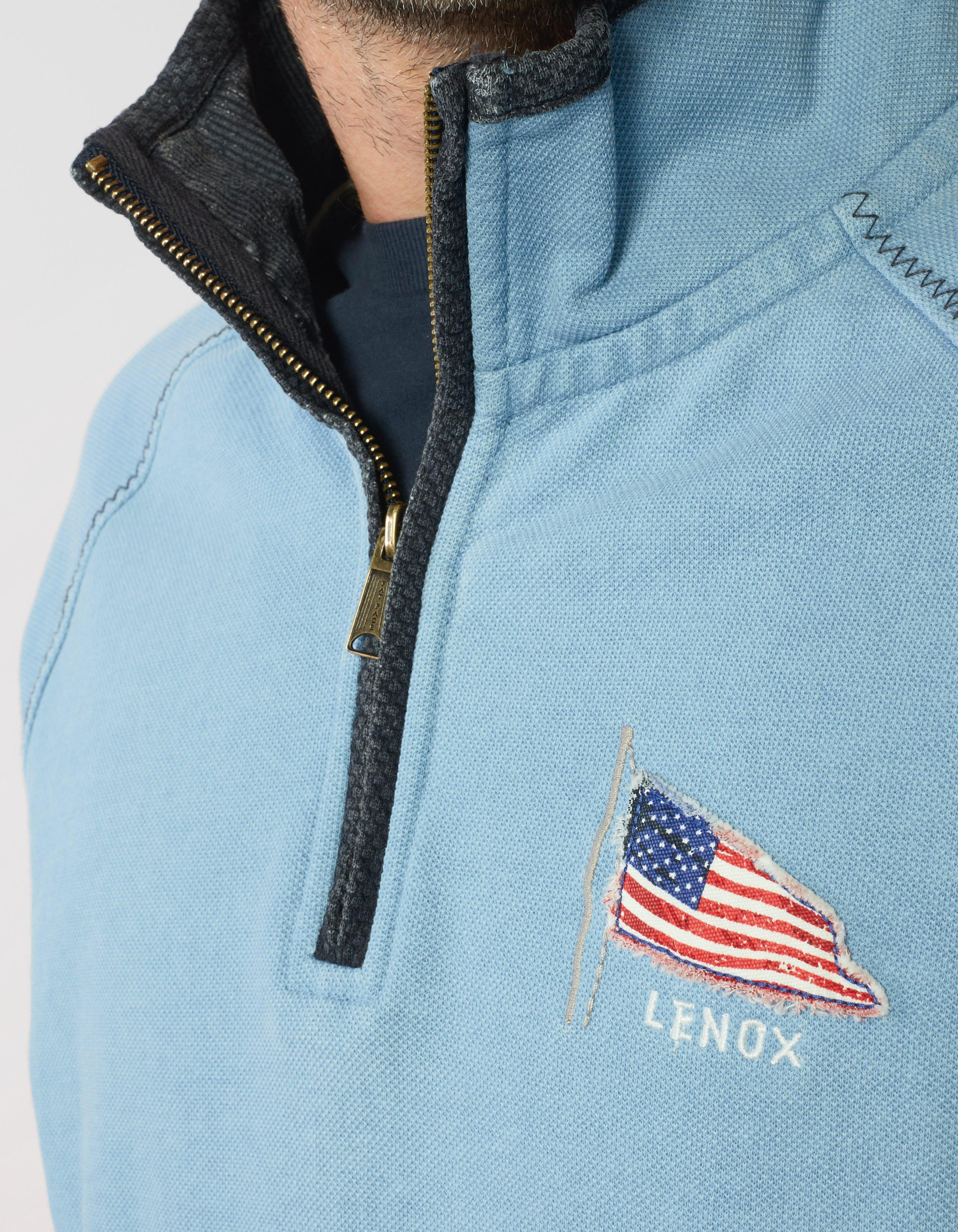 Lenox Pocket Airlie Sweatshirt