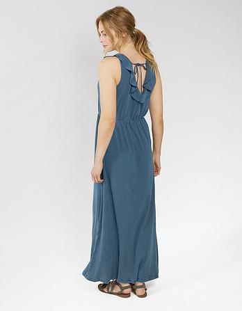 Debbie Stripe Maxi Dress