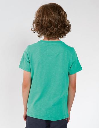 Surfboard Graphic T-Shirt