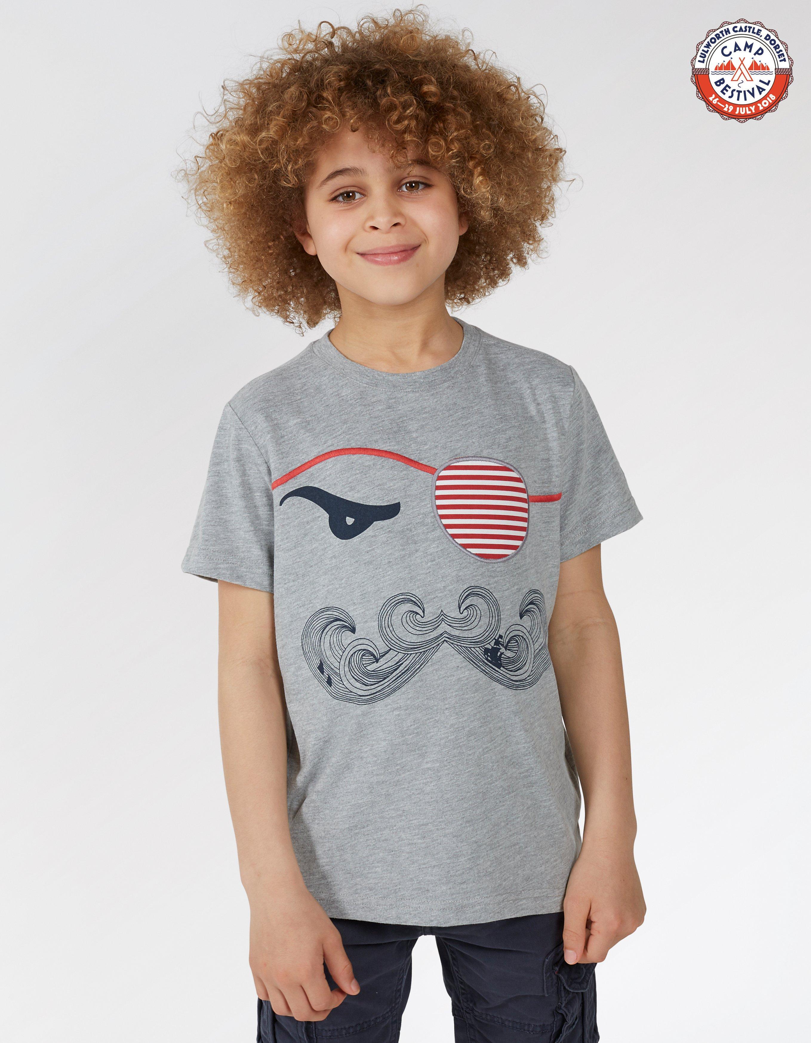 Camp Bestival Pirate T-Shirt
