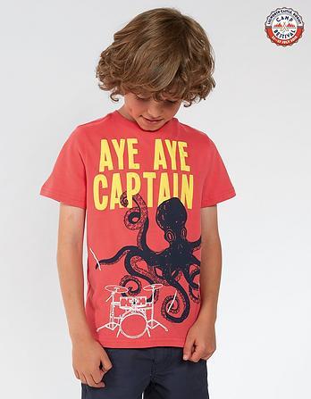 Camp Bestival Aye Aye T-Shirt