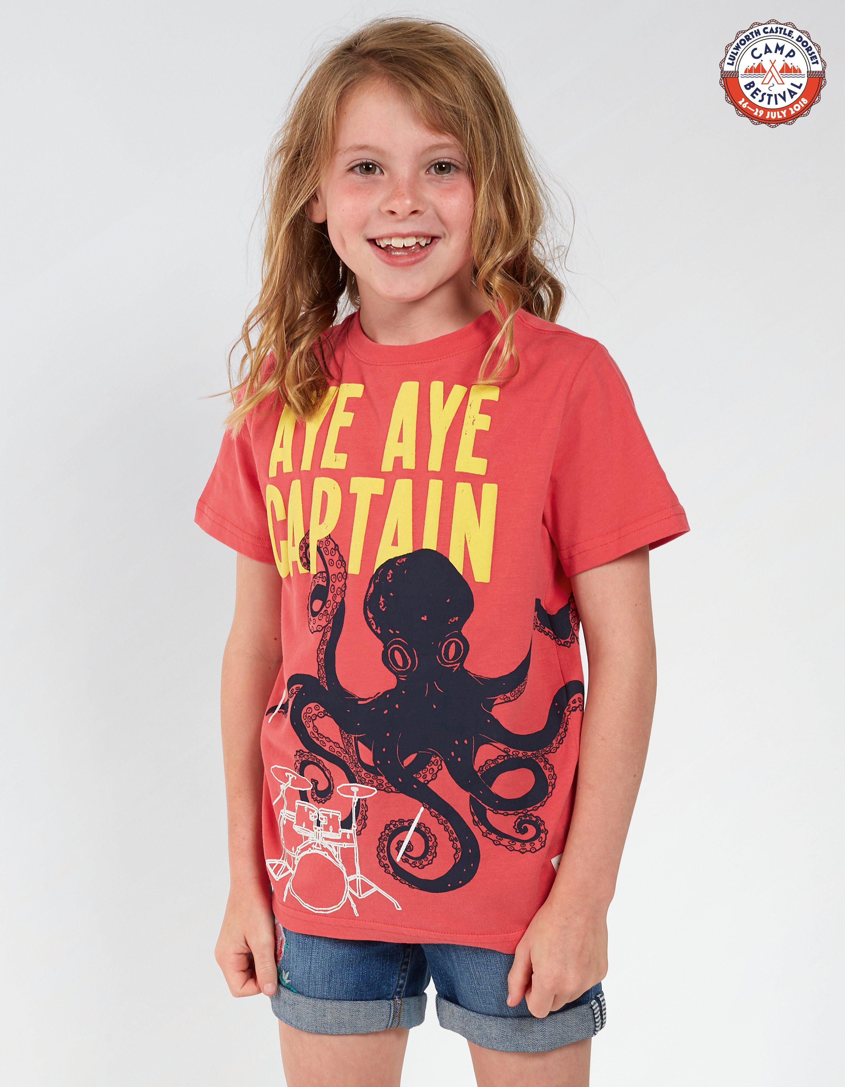 Aye Aye Camp Bestival T-Shirt