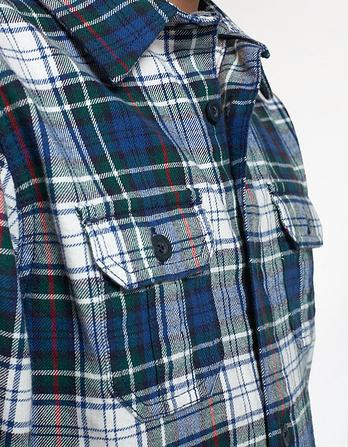 Daniel Multi Check Shirt