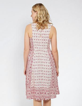 Karen Daisy Diamond Dress