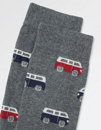 One Pack Camper Socks