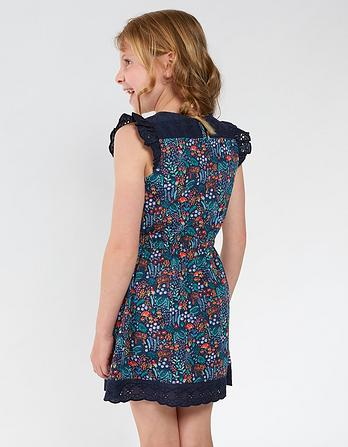 Maisy Jungle Print Dress