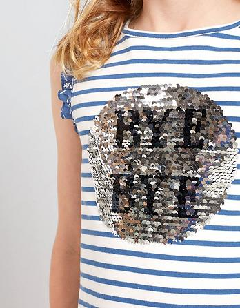 Camp Bestival Sequin Dress