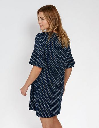 Elizabeth Fleur Ruffle Dress