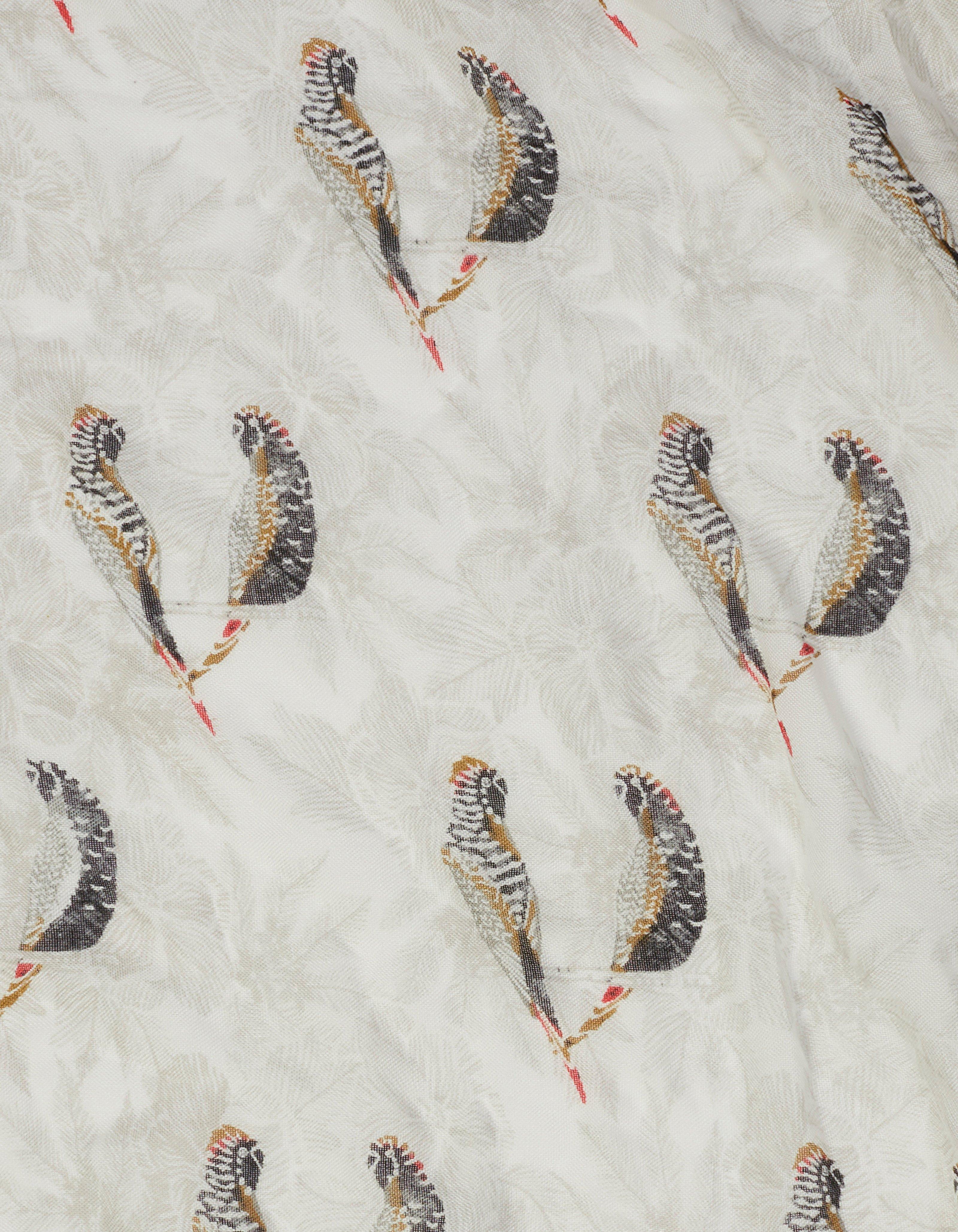 Parakeet Scarf