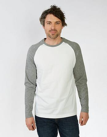 Contrast Raglan T Shirt