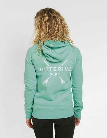 Wittering Surf Women's Low Tide Hoody