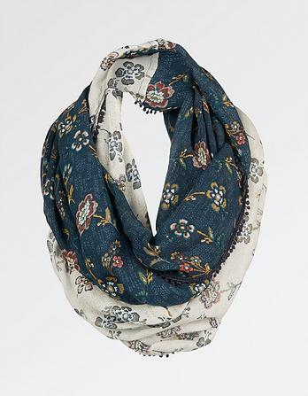 Floral Two Part Snood