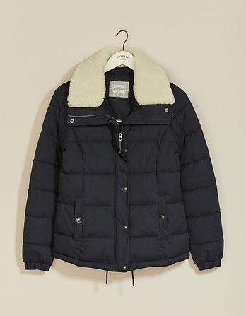 Poppy Short Puffer Jacket